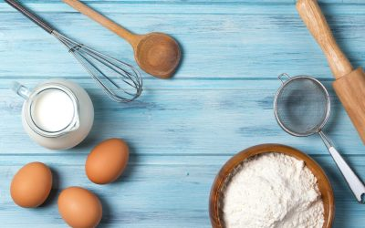 7 Healthy Substitutes for Baking