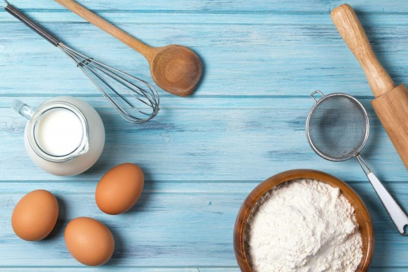 healthy substitutes for baking ingredients